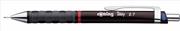 rotring Tikky 0.7mm Mekanik Kurşun kalem - Bordo
