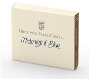 Graf von Faber-Castell Dolmakalem Kartuşu 6 lı - Gece Mavisi