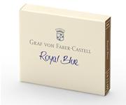 Graf von Faber-Castell Dolmakalem Kartuşu 6 lı - Royal Mavi