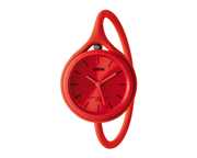 Lexon Take Time 3 Konsept Saat - Kırmızı