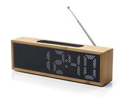 Lexon Titanium Alarm/Saat FM/AM Radyo