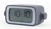 Lexon Dream Time Alarm Saat - Gri