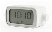 Lexon Dream Time Alarm Saat - Beyaz
