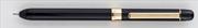 Steelpen 420 Siyah/Altın Üç Fonksiyonlu Kalem