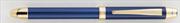 Steelpen 430 Parlak Lacivert/Altın Üç Fonksiyonlu Kalem