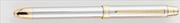 Steelpen 430 Parlak Krom/Altın Üç Fonksiyonlu Kalem