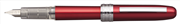 Platinum Plaisir Aluminyum Gövde Dolma Kalem - Red 0.5mm
