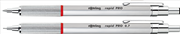 rotring rapid PRO Metal 0.7mm M.Kurşun Kalem + Tükenmez Kalem Set