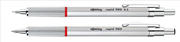 rotring rapid PRO Metal 0.5mm M.Kurşun Kalem + Tükenmez Kalem Set
