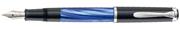 Pelikan Classic Blue Marbled Dolma Kalem - 4 Farklı Uç Seçeneği<br><img src= resim/isyaz.gif  border= 0 />