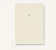 Graf von Faber-Castell Heritage Notebook A5 - Beyaz