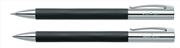 Faber-Castell Ambition Mat Siyah Tükenmezkalem + M.Kurşunkalem - matte black