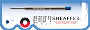 SHEAFFER Standart Tükenmez kalem Yedek - Mavi