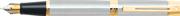 SHEAFFER 300 Parlak Lake Krom/Altın Dolma kalem