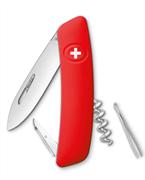Swiza D01 Red Yeni Nesil İsviçre Cep Çakısı 4 Fonksiyonlu