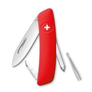 Swiza D02 Red Yeni Nesil İsviçre Cep Çakısı 4 Fonksiyonlu