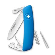 Swiza D03 Blue Yeni Nesil İsviçre Cep Çakısı 6 Fonksiyonlu