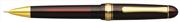 Platinum 3776 Century 0.5mm M.Kurşun kalem - Transparan Burgonya Bordosu/Altın