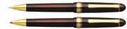 Platinum 3776 Century Burgonya Bordo/Altın Tükenmez kalem + 0.5mm M.Kurşun kalem