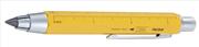 TROIKA CONSTRUCTION Zimmermann Carpenter s 5,6mm (HB) Kurşun Kalem + Dört Farklı Cetvel + Kalemtraş