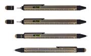 TROIKA CONSTRUCTION Antik Eskitme<br>4 farklı metrik oran + Su Terazisi + Yıldız/Düz Tornavida + Stylus + Tükenmezkalem
