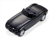 TROIKA ROAD STAR 1950model Tarzı Araba Tasarımlı Masa Üstü Aksesuar - Siyah