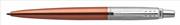 Parker Jotter Chelsea Orange Çelik Tükenmez Kalem - Saten Turuncu