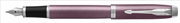 Parker IM Light Purple Brushed Metal CT Dolma Kalem - Fırçalanmış Metal Açık Mor