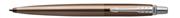 Parker Jotter Premium Carelisle Brown Pinstripe Chrome Tükenmez Kalem<br><img src= resim/isyaz.gif  border= 0 />