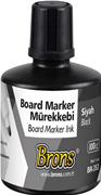 Brons Board Marker Mürekkebi Siyah 100 Cc Br-353