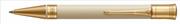 Parker Duofold Classic Fildişi Doğal Reçine/Altın Tükenmez Kalem