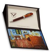 VISCONTI Van Gogh-Bedroom in Arles Vegetal Resin 0.7mm M.Kurşun kalem<br><img src= resim/mypenli.gif  border= 0 />