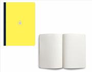 Flexbook Smartbook Ruled Esnek Kapak Sarı/Mavi Kenar 13x21cm