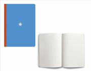Flexbook Smartbook Ruled Esnek Kapak Mavi/Turuncu Kenar 13x21cm