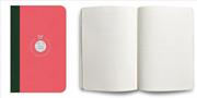 Flexbook Smartbook Ruled Esnek Kapak Pembe/Yeşil Kenar 9x14cm