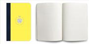 Flexbook Smartbook Ruled Esnek Kapak Sarı/Mavi Kenar 9x14cm