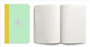 Flexbook Smartbook Ruled Esnek Kapak A.Mavi/Sarı 9x14cm