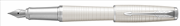 Parker Urban Premium Metalik İnci Beyaz/Krom Dolma Kalem