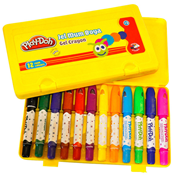 Play-doh Jel Crayon 12 Renk  Play-cr010