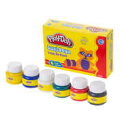 Play-doh Guaj Boya 6 Renk 30 Ml Gu001