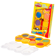 Play-doh Suluboya Jumbo 8 Renk 40 Mm. Play-su005