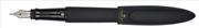 Steelpen Germany Calligraphy Mat Siyah Düz Kesik Uçlu Dolma Kalem 1.4mm