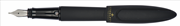 Steelpen Germany Calligraphy Mat Siyah Düz Kesik Uçlu Dolma Kalem 1.2mm