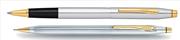 Cross Century Classic Medalist Krom/Altın Roller kalem + Versatil Kalem