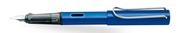 LAMY AL-Star Oceanblue Alüminyum Mavi/Metal Dolma Kalem - 3 Farklı Uç Seçeneği