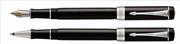 Parker Duofold Classic1921 Black-Akrilik/Paladyum Dolma Kalem + Roller Kalem