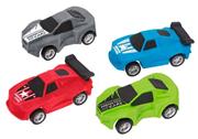 TOPMODEL MONSTER CARS 3D SİLGİ 6306