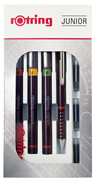 Rotring Rapido Seti Junior (01-02-03)+0.5 Tikky M. Kurşun Kalem 699300