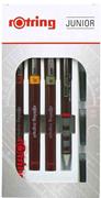 Rotring Rapido Seti Junior (02-04-06)+0.5mm Tikky M. Kurşun Kalem 699340