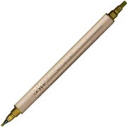 Zig Kaligrafi Kalemi Metalik Ms-8400 101 Gold